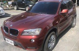 2014 BMW X3 xDrive 2.0D AT