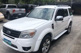 2013 Ford Everest 4x2 AT