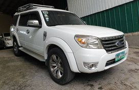 2012 ford everest matic