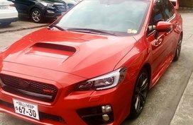 2016 Subaru WRX 2.0 AWD CVT