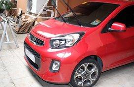 Sell Red Kia Picanto in Manila