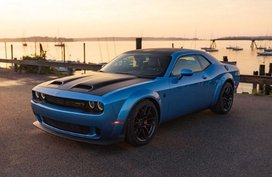 You can now buy a Dodge Challenger SRT Hellcat Redeye in the Philippines