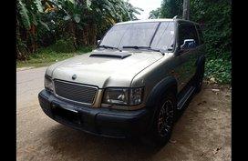 Sell Grey 2004 Isuzu Trooper SUV / MPV in Quezon