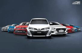 6 best small sedan alternatives to the Toyota Vios