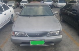 Selling Silver Nissan Sentra 1997 Sedan in Quezon City