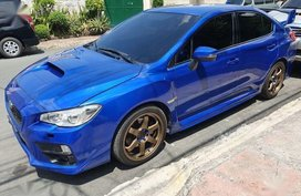 Blue Subaru Wrx 2015 for sale in Pasay City