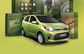 Need a car for mobility? Drive home a Kia Picanto for P21k this month
