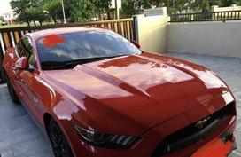 2016 Ford Mustang (5.0 GT, V8)