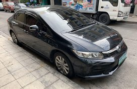 Black Honda Civic 2012 for sale in Makati City