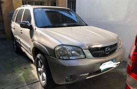 Selling Silver Mazda Tribute 2006 in Mandaluyong City