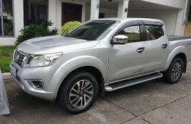 Silver Nissan Navara 2016 for sale in Paranaque City