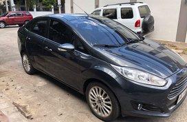 Selling Grey Ford Fiesta 2014 in Manila