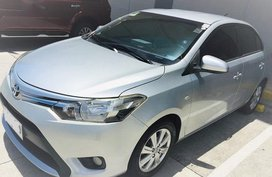 Silver Toyota Vios 2014 for sale in Bacoor