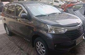 Grey Toyota Avanza 2016 for sale in Parañaque City