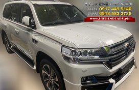 2020 TOYOTA LAND CRUISER VX PLATINUM WHITE