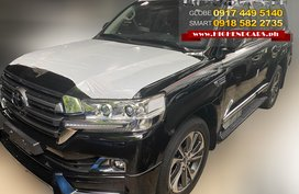 2020 TOYOTA LAND CRUISER VX PLATINUM BLACK
