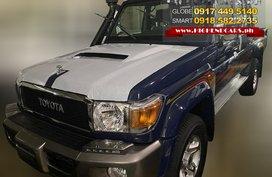 2020 TOYOTA LAND CRUISER LX10 LC 70 SERIES PICK UP