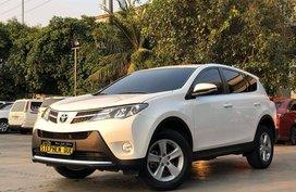 2014 Toyota Rav4 4x2 AT Full Option