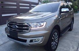 🇮🇹 2020 Ford Everest Titanium 4X2 A/T