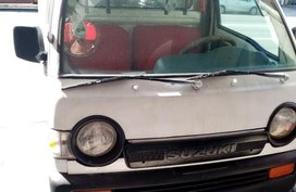 White Suzuki Multicab 2000 for sale in Manila
