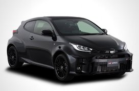 Toyota GR Yaris RS power output is almost same with the Vios