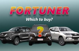 Which 2020 Toyota Fortuner should you buy?