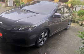 Sell Grey 2014 Honda City in SM City Lipa