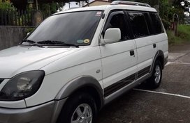 White Mitsubishi Adventure 2014 for sale in Cavite