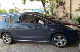 Sell Grey 2014 Peugeot 3008 in Pasig City