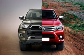 2021 Toyota Hilux Old vs New: Spot the differences