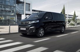 Peugeot converts Traveller into a pure-electric people-hailer