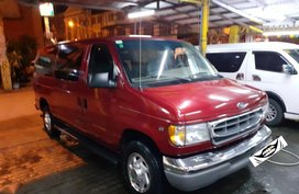Sell Orange 1999 Ford E-150 Wagon (Estate) in Makati City