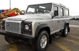 Land Rover Defender 110 4x4 2012