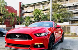 Ford Mustang 5.0L GT Red V8 2017 Available now in Pasig