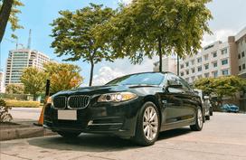 BMW 520D 2015 Black Available in Pasig Metro Manila