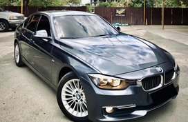 BMW 320D Dark Grey Pasig Now Available