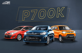 11 affordable cars under P700K in the Philippines [Philkotse Guide]