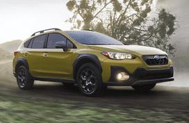 2021 Subaru XV facelift debuts more potent Sport trim, expected updates