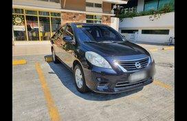 Selling Black Nissan Almera 2015 Sedan in Cainta