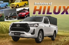 Evolution of Toyota Hilux: How much has the venerable pickup changed since 1968?