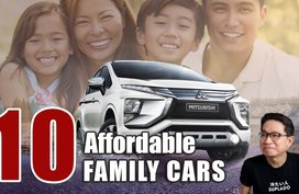 Top 10 Most Affordable Family cars in the Philippines   Philkotse Top List