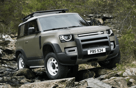 Land Rover PH teases arrival of all-new Defender and it says a lot