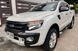 2015 Ford Ranger Wildtrak 2.2L 4x2
