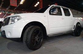 2012 Nissan Navarra 4x4
