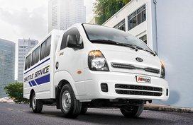 Kia K2500 Karga is a flexible hauler that can also fit 19 passengers