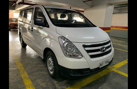 White Hyundai Grand Starex 2017 for sale in Manila