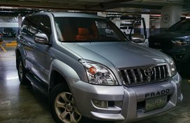 2007 Toyota Land Cruiser Prado VX