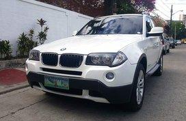 2010 BMW X3 Xdrive Diesel Automatic