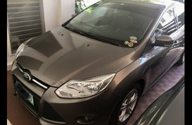 Grey Ford Focus 2013 for sale in Las Piñas
