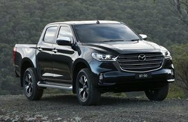 2021 Mazda BT-50 debuts CX-9 looks on an Isuzu truck platform